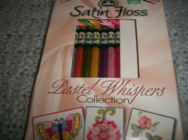 DMC Satin Floss Pastel Whispers Collection - $15.00