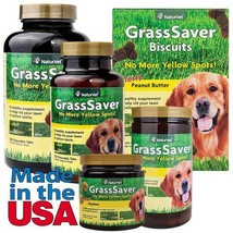 Grass Savers Dog Food Supplements - Protect Your Lawn From Dogs Urine St... - $19.69+