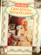 Alma Lynne's Cross-Stitch for Special Occasions Hardcover - $14.95