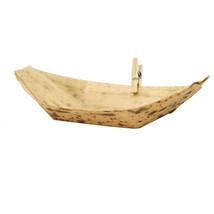 Eco Friendly 4 x 2 x 1 Inch Bamboo Leaf Boat/Case of 2000 - $464.29
