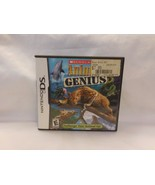 Animal Genius Nintendo DS Tested & Working Great! Case and Manual - $8.01