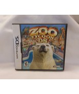 Zoo Tycoon DS (Nintendo DS) Lite DSi xl 2ds 3ds xl Complete with Manual ... - $8.02