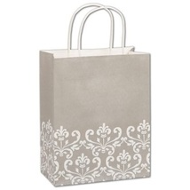 Champagne Chic Shoppers Gift Bags, 25 pack - $20.50