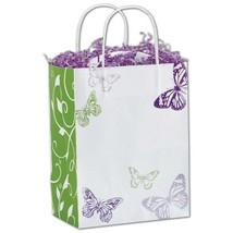 All a Flutter Shoppers Gift Bags, 25 pack - $20.50