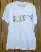 Squeeze Concert Tour T Shirt Vintage 1988 Babylon And On Screen Stars Shirt - $149.99