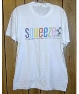 Squeeze Concert Tour T Shirt Vintage 1988 Babylon And On Screen Stars Shirt - $164.99