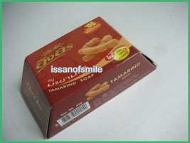 Ing On Thai Herb Tamarind Soap Whiten Skin Vitamin E Natural Extract 85g. - $6.99