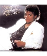 Michael Jackson The King Of Pop Triller Music CD New, Sealed 1982 Epic L... - $19.79