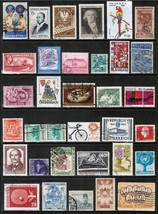 WORLDWIDE---Collection of USED & UNUSED  DL-168 - $1.97