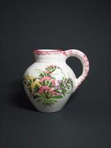 Vintage Ulmer Keramik Germany Creamer Pitcher F... - $29.65