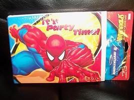 Marvel Spiderman Party Invitations By Hallmark - New Last One - $22.99