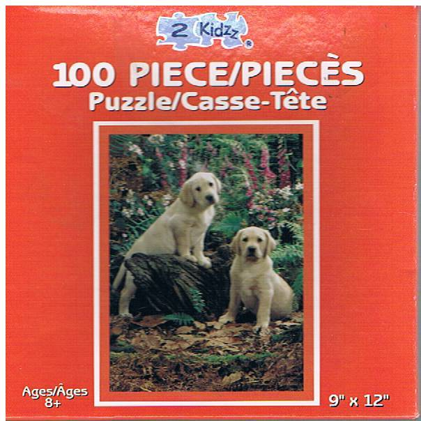 Two puppies puzzle