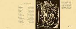 Ray Bradbury -DARK CARNIVAL facsimile dust jacket for 1st UK edition - $20.58