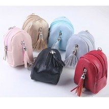 Keychain Pouch Mini BackpackCoin Purse Change Wallet for Women #E4 - $8.70