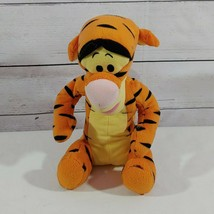 Tigger Plush Stuffed Toy Pooh and Friends Fisher Price Mattel 2001 10 inch - $18.69