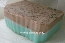 mint chocolate glycerin soap - $4.99