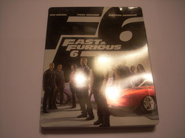 Fast & Furious 6 - DVD/Blu Ray Steelbook image 2