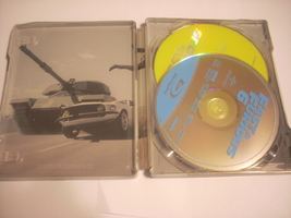 Fast & Furious 6 - DVD/Blu Ray Steelbook image 3