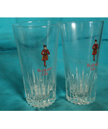 Two Beefeater Gin Glasses - $9.49