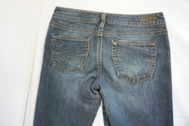 Women's SILVER Jeans Aiko Bootcut Medium Distressed size 29/32 See Descr... - $29.95