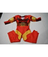 Toddler Ironman 3T/4T Halloween Costume Outfit (Red) Marvel - $18.69