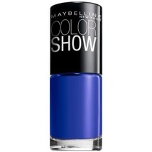 Maybelline New York Color Show Nail Lacquer, Sapphire Siren, 0.23 Fluid ... - $5.89