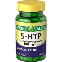 ONLY 1 IN PACK Spring Valley 5-HTP/ L-5- Hydroxitryptophan, 100 mg, Mood... - $20.12