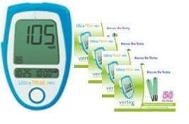 Free Ultra Trak Pro Meter with purchase of 200Ct Test Strips - $45.00