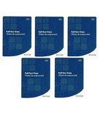 Accu-Chek Self-Test Diary (Pack of 5 Accu Chek Log Book's) - $44.95