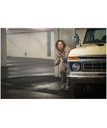 Fear The Walking Dead Frank Dillane as Nick next to car 8 x 10 Inch Photo - $7.95