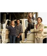 Fear The Walking Dead Clark family with pickup truck 8 x 10 Inch Photo - $7.95