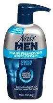 Nair Hair Remover Men Body Cream 13oz Pump (6 Pack) - $121.41