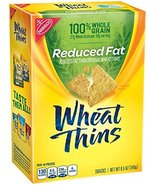 Nabisco, Wheat Thins, Reduced Fat Crackers, 8.5oz Box (Pack of 4) - €27,25 EUR