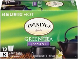 Twinings Green Tea - Jasmine - 12 ct - $17.95