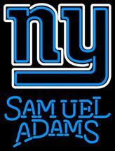Samuel Adams NFL New York Giants Neon Sign - $799.00