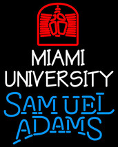 Samuel Adams Miami University Neon Sign - $699.00