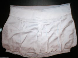 NEW Womens Gap Bubble $50 Skirt NWT 14 Mini Starlight Very light Grayish Purple image 5