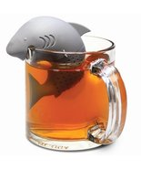 Cute Shark Infuser Tea Leaf Strainer Herbal Tea... - $9.50