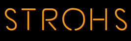 Strohs Neon Sign - $699.00