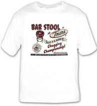 Bar Stool Tour Humor Beer T Shirt S M L XL 2XL ... - $16.99 - $19.99