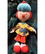 Walt Disney World Stuffed Plush Jo Jo Jo's Circus Clown Doll Toy Poseabl... - $16.66