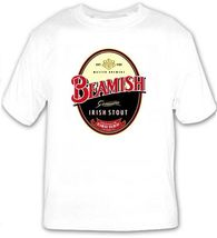 Beamish Irish Stout Beer T Shirt S M L XL 2XL 3... - $16.99 - $19.99