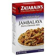 Zatarains Mix Jambalaya Pasta Dinner 6.7 OZ(Pac... - $29.65