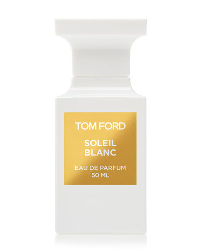 SOLEIL BLANC by TOM FORD 5ml Travel Spray Pistachio Vanilla Amber Perfume