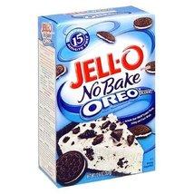 Jell-O No Bake Oreo Dessert Mix, 12.6 oz (Pack of 6) - $50.95