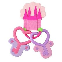 Disney Princess Keys to the Kingdom Teether By Kids Preferred - $12.82