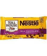 Nestle TOLL HOUSE Milk Chocolate Morsels 11.5 oz. Bag - $187,18 MXN