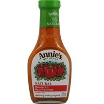 Annie's Naturals, Roasted Red Pepper, 8-Ounce (Pack of 6) - $43.59