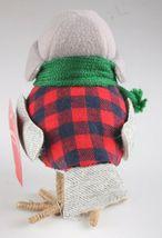 Target Christmas Bird Figure Holiday Decor 2019 Bayham Featherly Snow Bird image 3