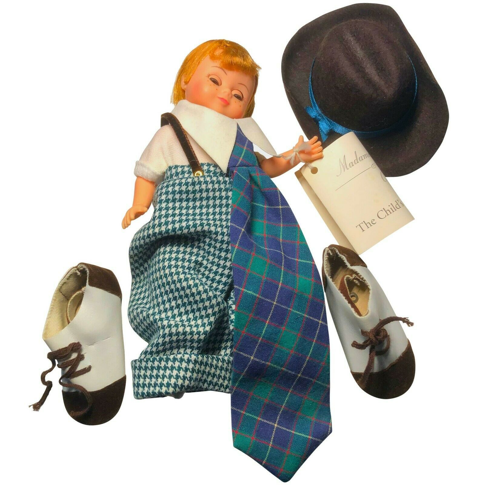 """Madame Alexander 8"""" doll """"Dressed Like Daddy"""" 17002, Mint out of Box - $39.99"""
